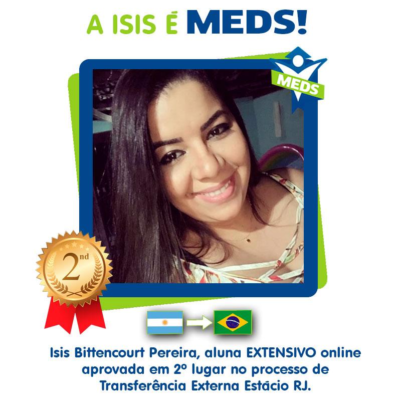 Isis Bittencourt Pereira